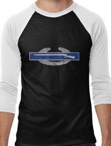 Combat Infantryman Badge Men's Baseball ¾ T-Shirt