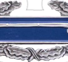 Combat Infantryman Badge Sticker