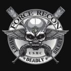 U.S. Marine Force Recon (Ver2) by Walter Colvin