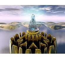 Temple Of Light Photographic Print