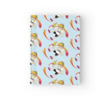 Slippery Squiddo Hardcover Journal