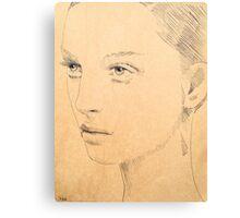 Thomasina Canvas Print