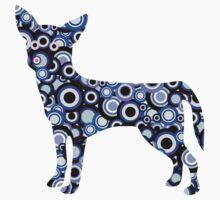 Chihuahua - Animal Art Kids Tee