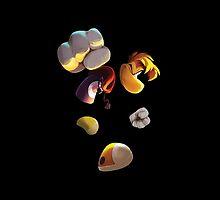 Rayman Legends by JackTheStampede