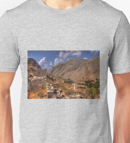 Chorio, Halki Unisex T-Shirt