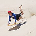 Sandboarding by Ian Berry