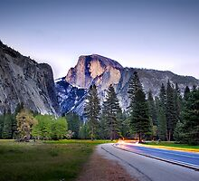 Half Dome by Kirk  Hille