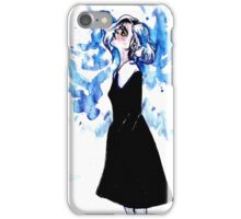 jet pack blues iPhone Case/Skin