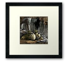 Dragon Hatchlings Framed Print