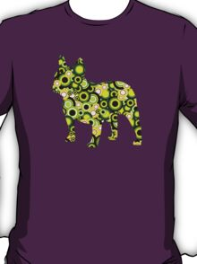 French Bulldog - Animal Art T-Shirt