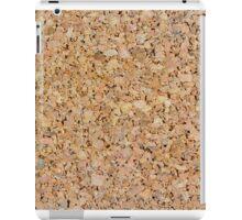 Cork Board iPad Case/Skin