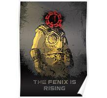 Gears of War - Fenix Rising alternative Poster