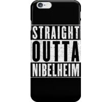 Nibelheim Represent! iPhone Case/Skin