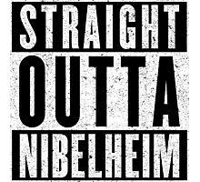 Nibelheim Represent! Photographic Print