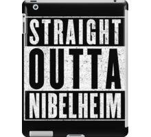 Nibelheim Represent! iPad Case/Skin