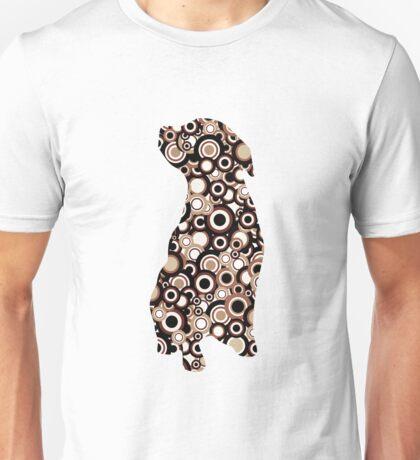 Chocolate Lab - Animal Art Unisex T-Shirt