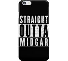 Midgar Represent! iPhone Case/Skin