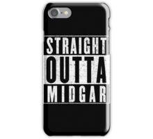 Midgar Represent! iPhone Case/Skin