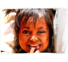 Ashna smiles Poster