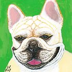 Marcel I, the French Bulldog by AniaMMilo
