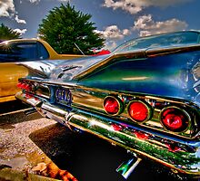 1960 Chevrolet by shadesofcolor