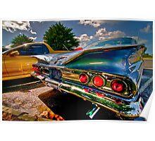 1960 Chevrolet Poster