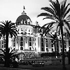 Hotel Negresco, Nice, France by Tony Jones
