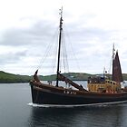 Into Scalloway by ShetinFocus