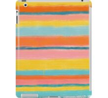 Pastel Stripes iPad Case/Skin