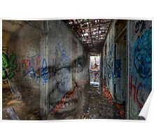 Abandoned Asylum Poster