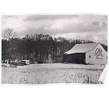 Classic Ohio Scene Poster