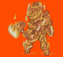 Titan Sunbreaker - Destiny  by zergioequis