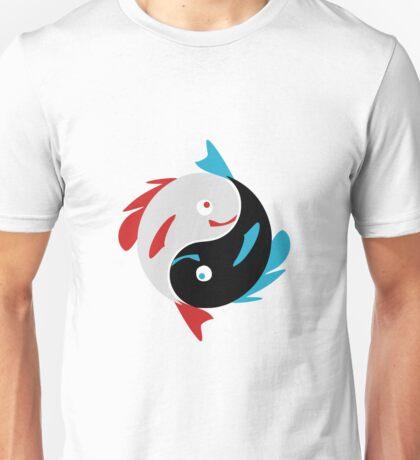Swimming in Harmony Unisex T-Shirt