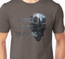 Dishonored   Revenge Solves Everything Unisex T-Shirt
