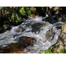 West Dart River  Dartmoor Photographic Print