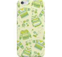 Sweaters #2 iPhone Case/Skin