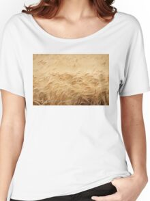 The Wheat Field Women's Relaxed Fit T-Shirt