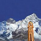 Everest The Scream World Tour  by Eric Kempson