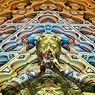 Stone Tempe Buddha by Desire Glanville AKA DevineDayDreams