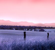 Stirling Ranges, Western Australia by Kerry Lawrence