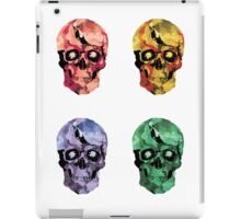 Skull Colors iPad Case/Skin