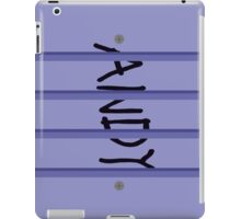 Buzz Lightyear Boot iPad Case/Skin