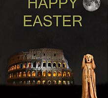 The Scream World Tour Rome Happy Easter by Eric Kempson
