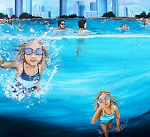 In the Swim by Kylie Farrelly