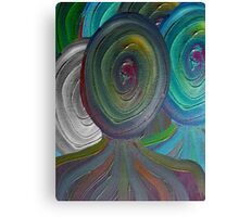 Coloured Emotion Canvas Print