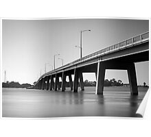 San Remo Bridge Poster