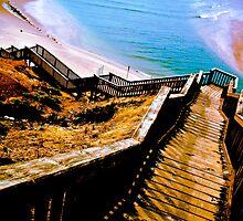 Boardwalk 1 by Brad Leue