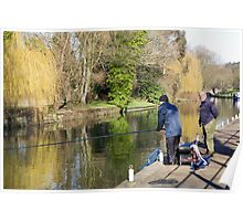 Angling on the Wensum Poster