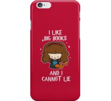 I Like Big Books - Brightest Witch iPhone Case/Skin