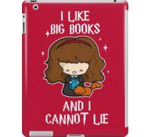 I Like Big Books - Brightest Witch iPad Case/Skin